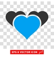 Favourites Eps Icon vector image vector image