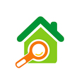 Home realty sold marketing logo