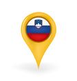 Location Slovenia vector image vector image