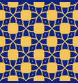 seamless pattern abstract mosaic texture vector image