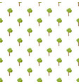 thick tree pattern vector image vector image