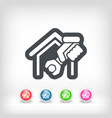 home professional services vector image