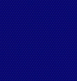 Technology seamless dark blue background vector image vector image