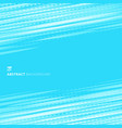abstract blue vintage diagonal lines vector image
