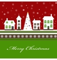 Christmas card with a beautiful little vector | Price: 1 Credit (USD $1)