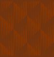 geometric striped rhombus minimal seamless pattern vector image vector image