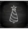Hand Drawn Christmas Decoration vector image