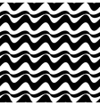 Wavy line seamless pattern 01-08 vector image