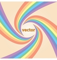 Retro Abstract design element vector image
