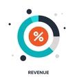 revenue vector image vector image