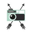 retro style icon vector image