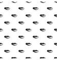 cut aloe pattern seamless vector image vector image