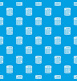 an electronic calculator pattern seamless blue vector image vector image
