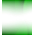 abstract green background for design vector image vector image
