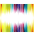 Colorful rainbow advertisement vector | Price: 1 Credit (USD $1)