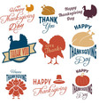 thanksgiving7 vector image