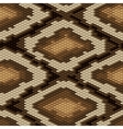 Seamless python snake skin pattern vector | Price: 1 Credit (USD $1)