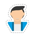 people casual man icon image vector image vector image