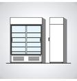 shop equipment vector image