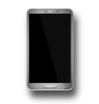 Smart Phone With Blank Screen Isolated vector image