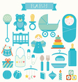 babies and baby products vector image vector image