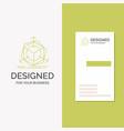 business logo for 3d change correction vector image