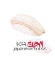 ika sushi vector image vector image