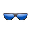 sunglasses 3d summer sunglass shade isolated vector image vector image
