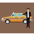 Cab car driver work service public