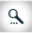 Magnify simple icon