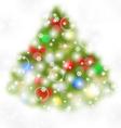 new fir blur vector image vector image