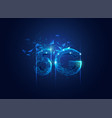 electronic5g vector image