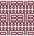 seamless celtic or scandinavian pattern vector image vector image