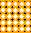 abstract seamless pattern - square background vector image vector image