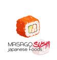 masago sushi vector image vector image