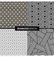 seamless background design vector image
