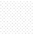 gray abstract pattern seamless vector image vector image