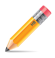 object pencil vector image