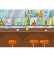 Bar Cartoon vector image