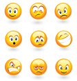 Emoticons vector | Price: 3 Credits (USD $3)