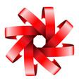Red icon design