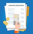 accounts receivable money financial management