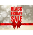 Black friday sale background EPS 10 vector image