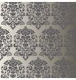 Floral damask ornament pattern