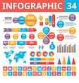 Infographic Elements 34 vector image vector image