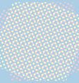 warm pop art retro comic background vector image vector image