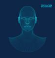 ai digital brain artificial intelligence concept vector image