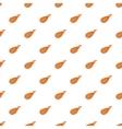 Comet pattern cartoon style vector image