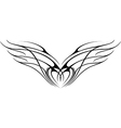 WING 2 vector image vector image