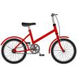 child bike vector image